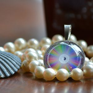 bagua pendant the creative force