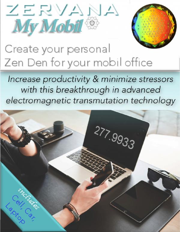 Zervana My Mobil zen mobile office